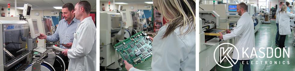 Kasdon Electronics - PCB Assembly Company