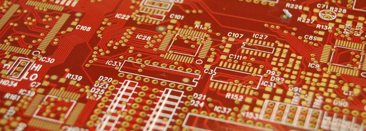 Single Sided Printed Circuit Board